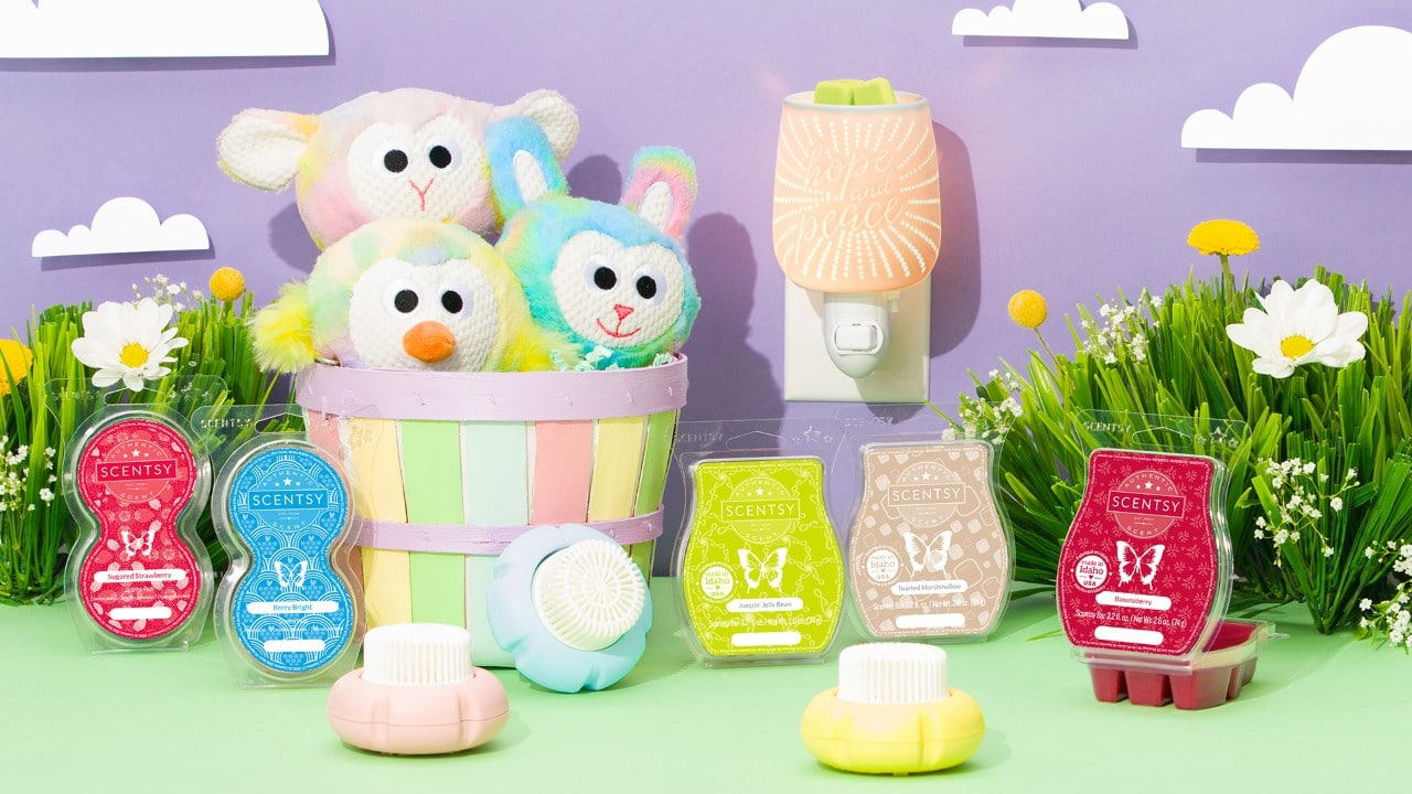 easter collection by scentsy
