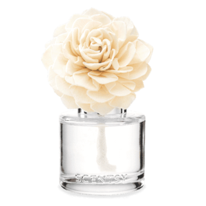 scentsy flower diffuser reed