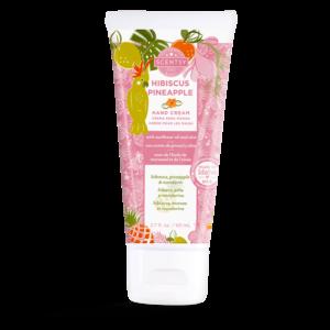 hibiscus pineapple hand cream