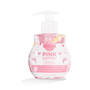 scentsy hand soap pink