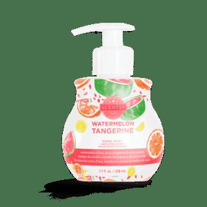 watermelon tangerine hand soap