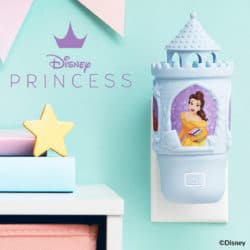 scentsy princess fan