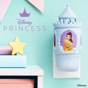scentsy princess fan