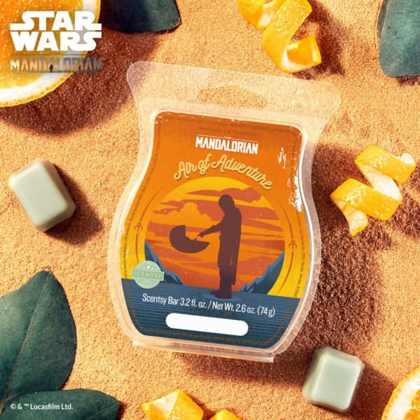 Scentsy Star Wars Products Returning May 4th
