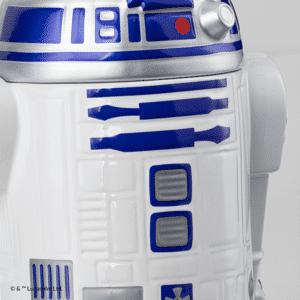 close up R2-D2