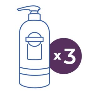 laundry 3 pack detergent