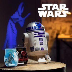 R2-D2™ Star Wars Scentsy Warmer