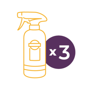 Scentsy bathroom cleaner 3 pack