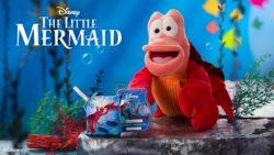 disney little mermaid crab