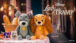 lady and the tramp scentsy disney