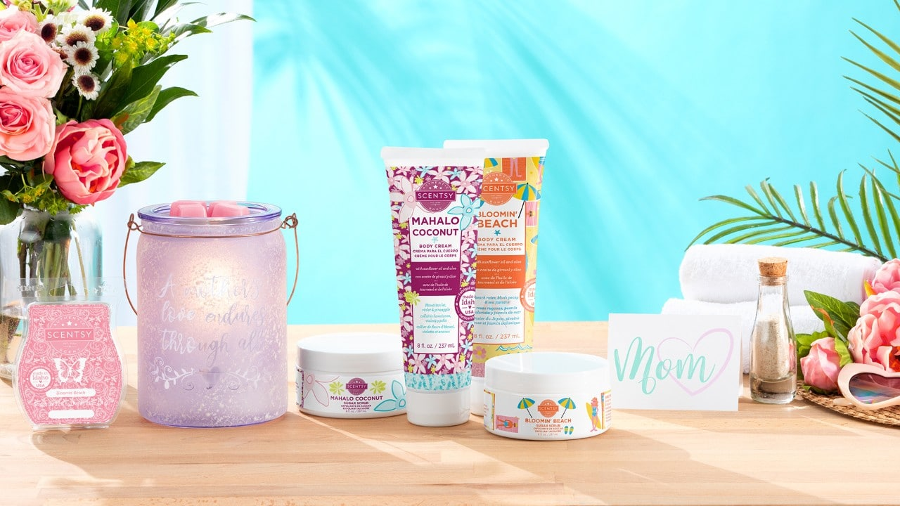 Scentsy specials mothers day