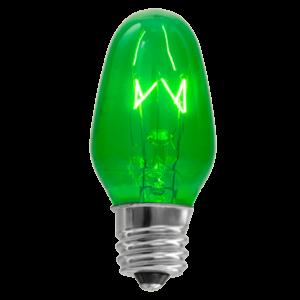 15 watt plugin green