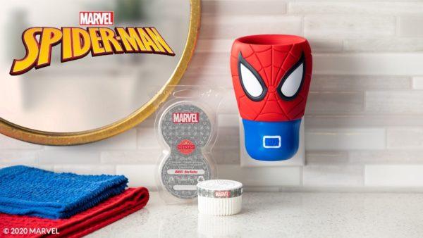 spider man scents fan pod