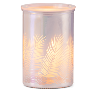 scentsy pink palm warmer on