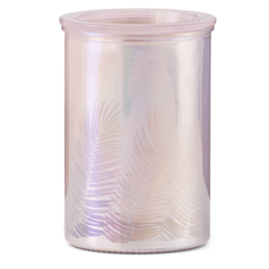 Scentsy pink palm warmer off