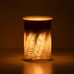 scentsy pink palm warmer glow