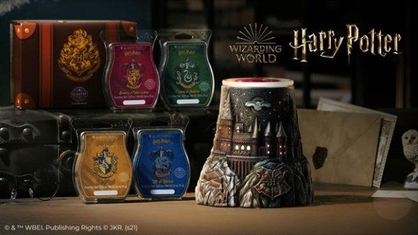 scentsy harry potter warmer