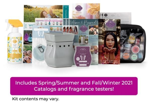 host kit by scentsy