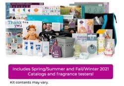 scentsy kit start selling