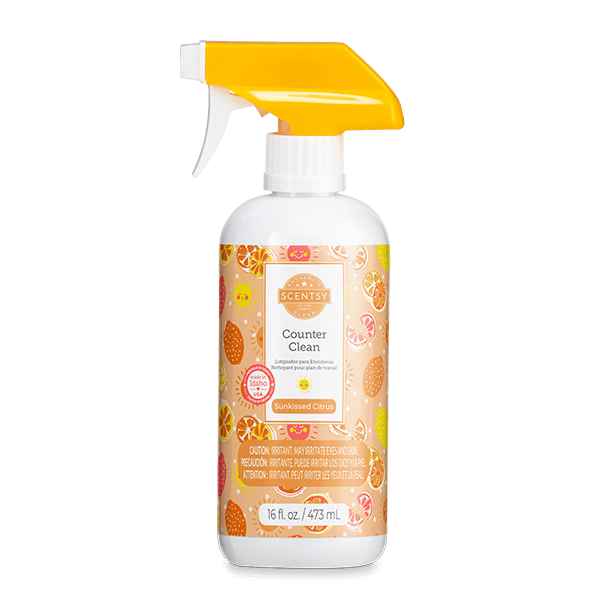 Scentsy Clean Sunkissed Citrus