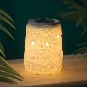 at night view jungle canopy warmer