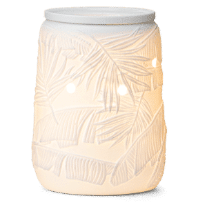 jungle canopy scentsy warmer on