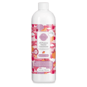 scentsy all purpose cleaner cloudberry dreams