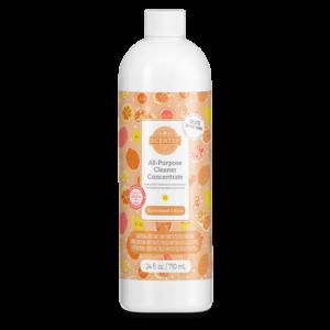 scentsy all purpose cleaner sunkissed citrus
