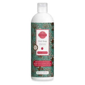scentsy dish soap johnny appleseed