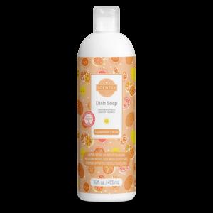 scentsy dish soap sunkissed citrus
