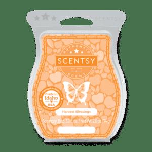 Harvest Blessings scentsy bar