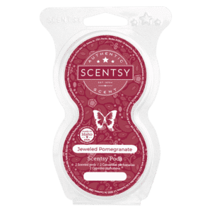 Jeweled pomegranate scentsy pods
