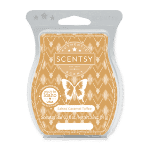 Salted Caramel Toffee scentsy bar