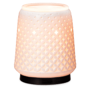 Scentsy Warmer light from within on
