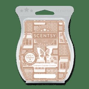 Scentsy graham cracker crunch bar