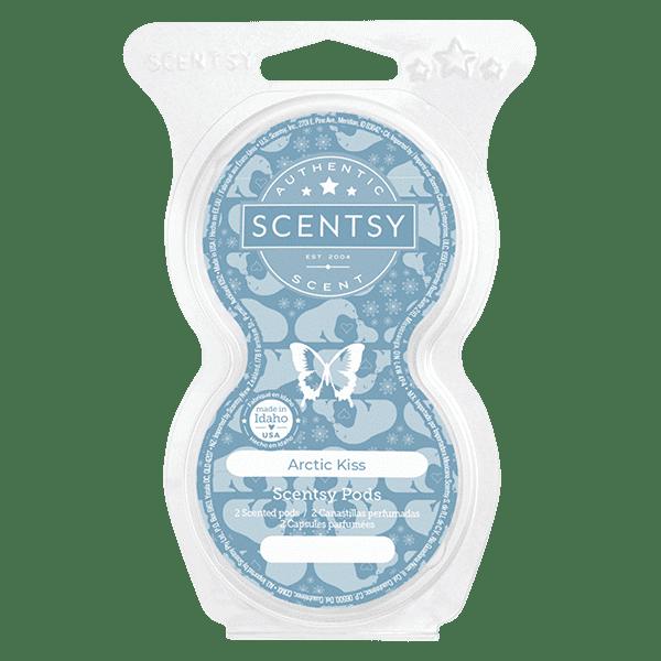 arctic kiss scentsy pods