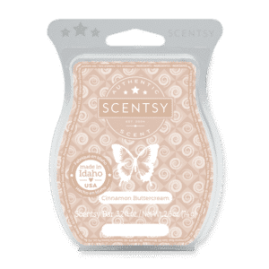 cinnamon buttercream scentsy bar