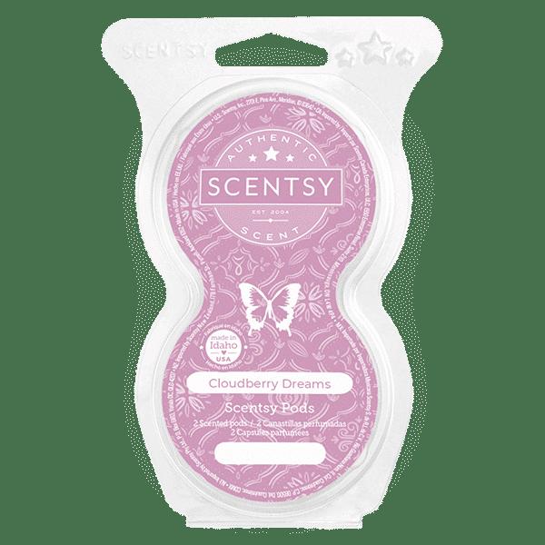 cloudberry dreams scentsy pods