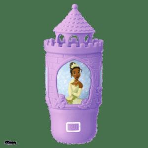 disney princess purple wall fan