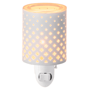 light from within mini warmer on