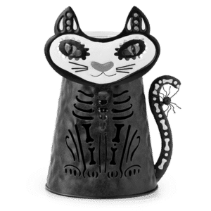 scentsy cat candle warmer harvest collection off