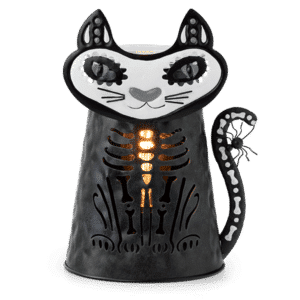 scentsy cat warmer on harvest collection on