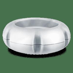 scentsy mini fan silver