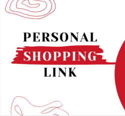 shopping link blog