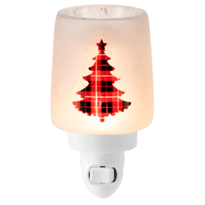 Pine for plaid scentsy mini on