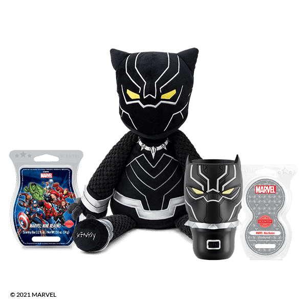 marvel black panther collection
