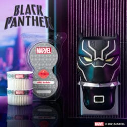 scentsy black panther wall fan pods