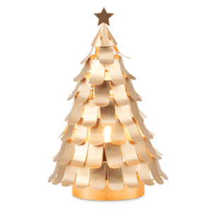 scentsy tree tops glisten warmer on
