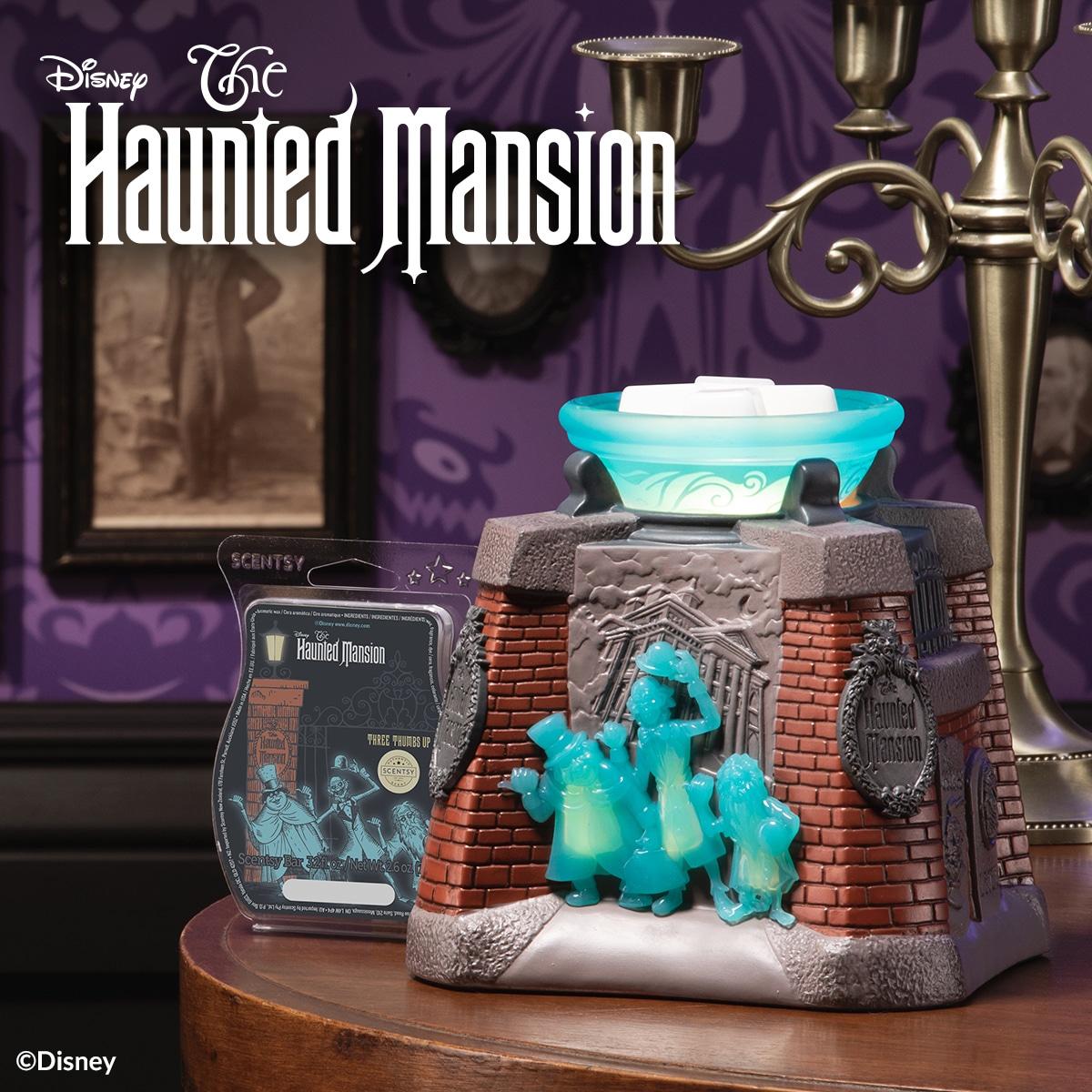 Haunted Mansion Warmer Three Thumbs Up Bar