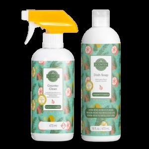 evergreen grapefruit clean